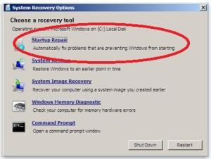 Restore Windows 7 with BitLocker Enabled