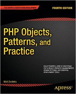 PHP Objects, Patterns and Practices